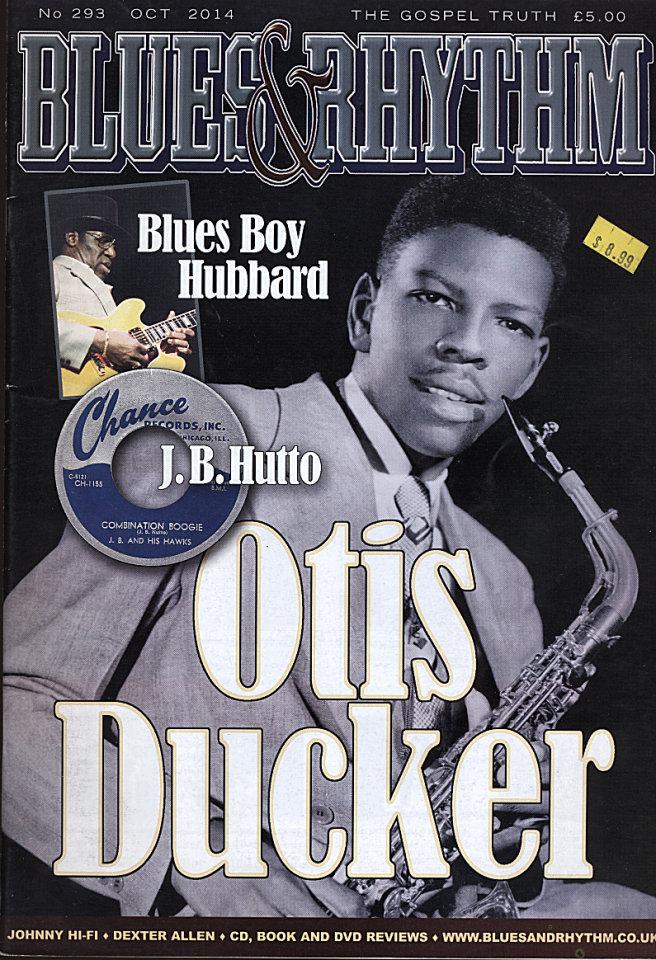Blues & Rhythm No. 293