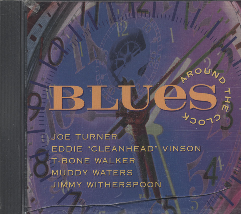 Blues Around the Clock CD