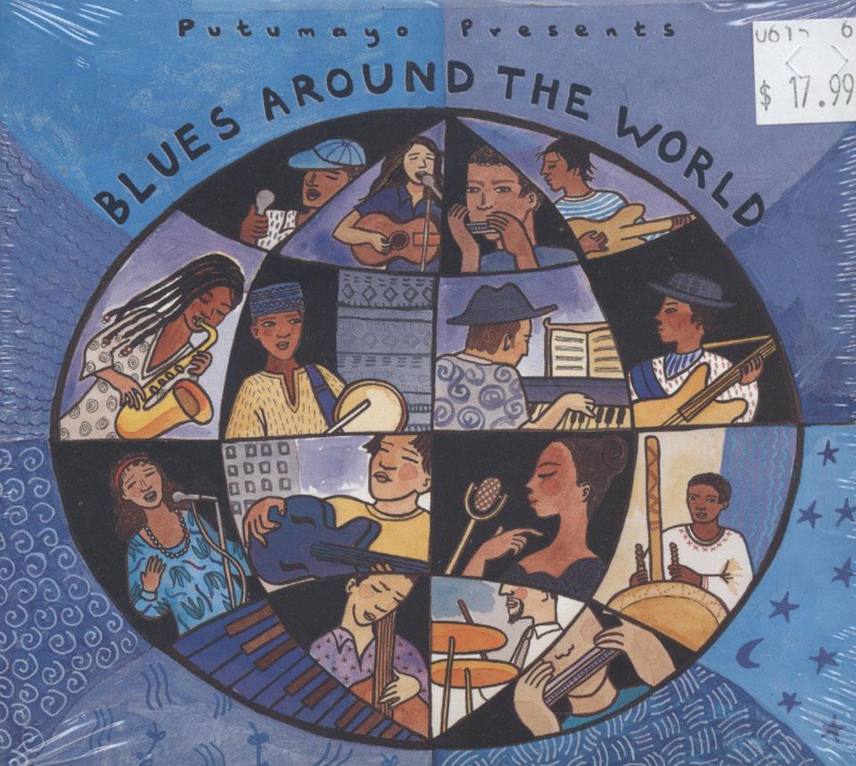 Blues Around The World CD