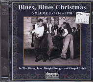 Blues, Blues Christmas Volume 2 CD