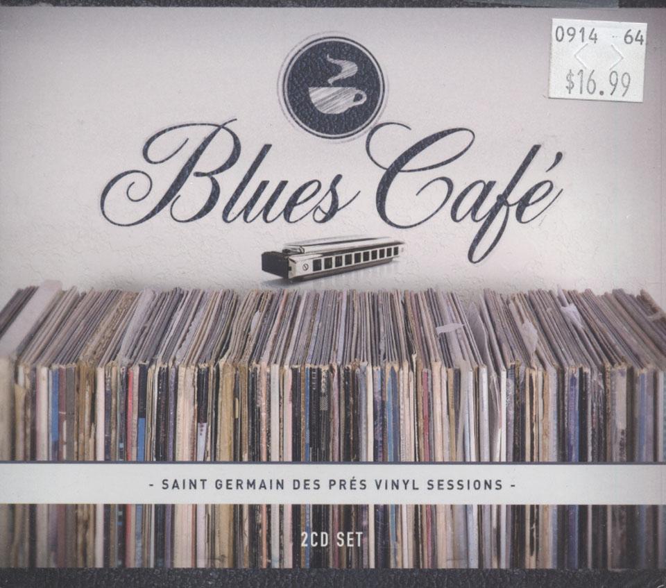 Blues Cafe CD