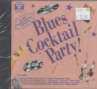 Blues Cocktail Party! CD