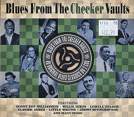 Blues From The Checker Vault CD
