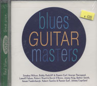 Blues Guitar Masters CD