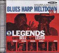 Blues Harp Meltdown Vol. 3: Legends CD