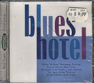 Blues Hotel CD