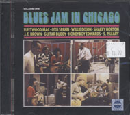 Blues Jam In Chicago CD