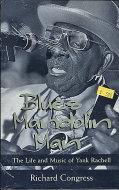 Blues Mandolin Man: The Life and Music of Yank Rachell Book