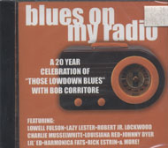 Blues On My Radio CD