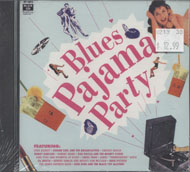 Blues Pajama Party CD