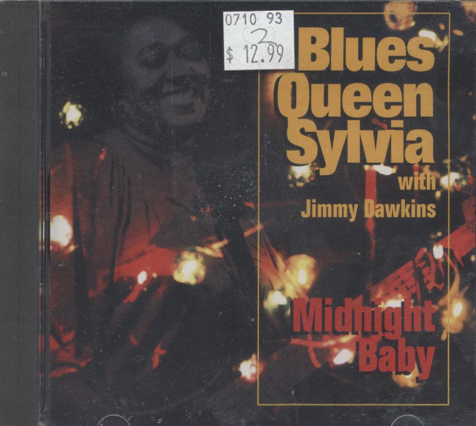 Blues Queen Sylvia CD