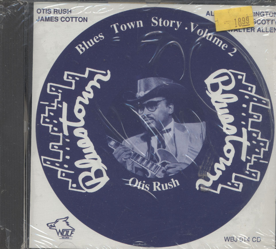 Bluestown Story, Volume 2 CD