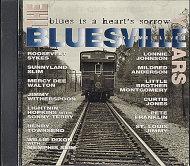 Bluesville: Blues Is A Heart's Sorrow: Vol. 11 CD