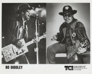 Bo Diddley Promo Print