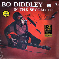 "Bo Diddley Vinyl 12"" (New)"