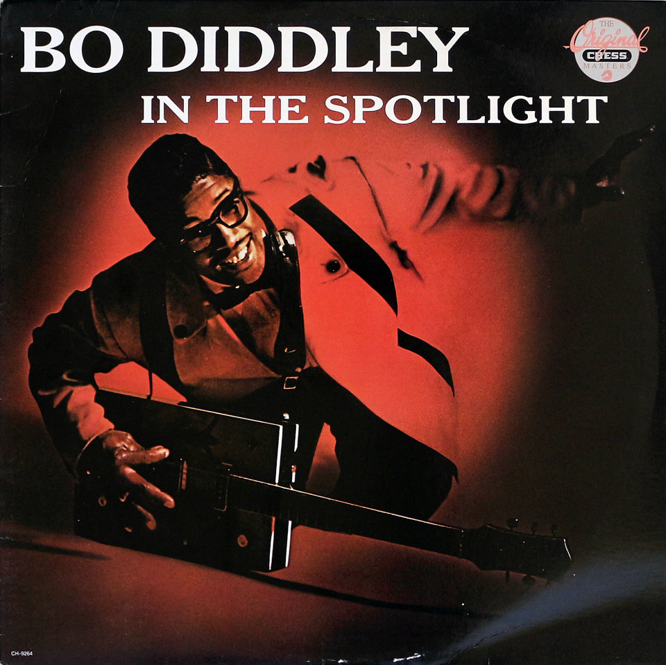 "Bo Diddley Vinyl 12"" (Used)"