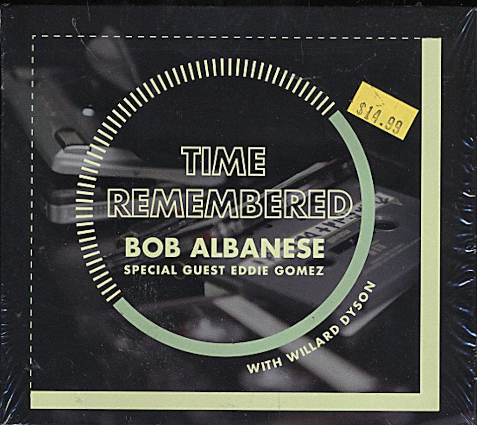 Bob Albanese CD