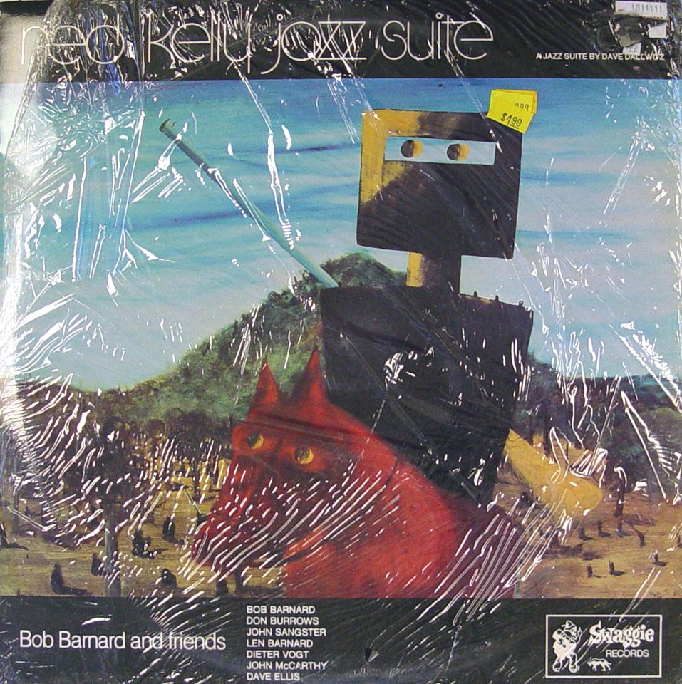 """Bob Barnard And Friends Vinyl 12"""" (New)"""