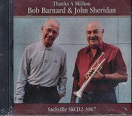 Bob Barnard & John Sheridan CD