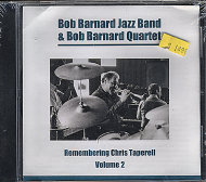 Bob Barnard's Jazz Band CD