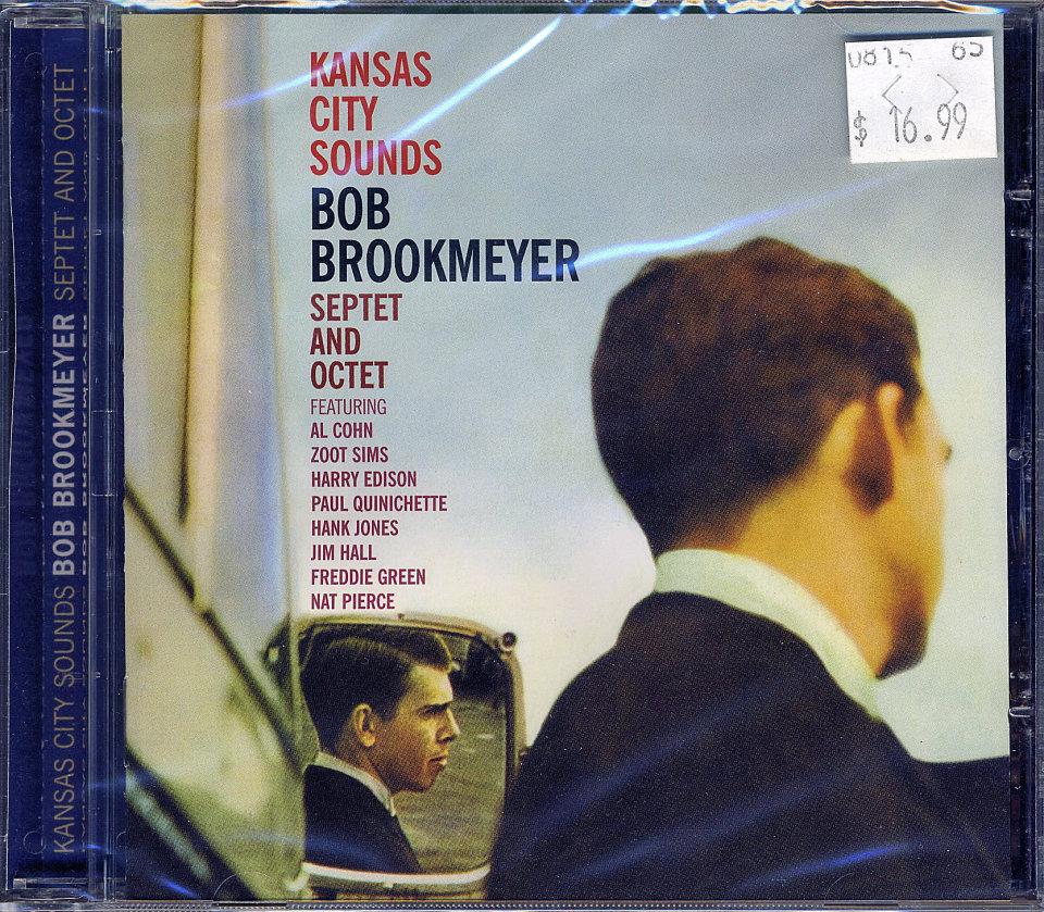 Bob Brookmeyer Septet And Octet CD
