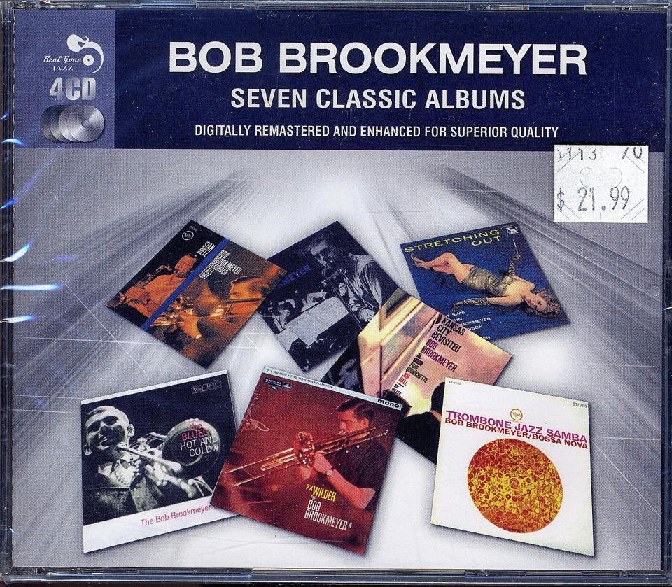 Bob Brookmeyer CD