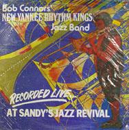 "Bob Connors' New Yankee Rhythm Kings Jazz Band Vinyl 12"" (New)"