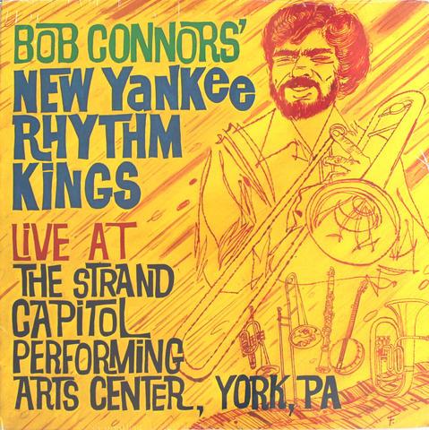 "Bob Connors' New Yankee Rhythm Kings Vinyl 12"" (New)"