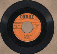 "Bob Crosby And His Bob Cats Vinyl 7"" (Used)"