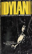 Bob Dylan An Intimate Biography Book