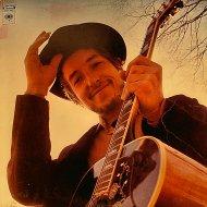 """Bob Dylan Nashville Skyline Vinyl 12"""" (Used)"""