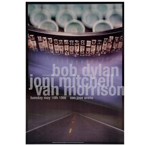 Bob Dylan Poster Bundle reverse side