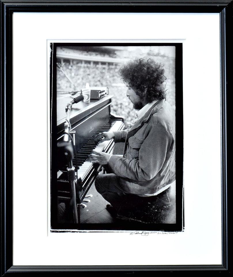 Bob Dylan Framed Fine Art Print
