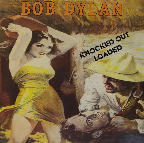 "Bob Dylan Vinyl 12"" (Used)"
