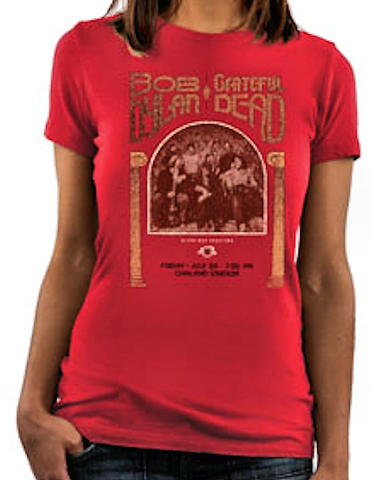 Bob Dylan Women's T-Shirt