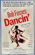 Bob Fosse's Dancin' Poster