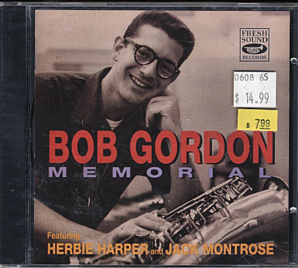 Bob Gordon CD