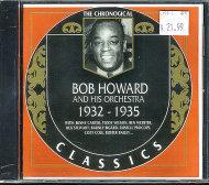 Bob Howard And His Orchestra CD