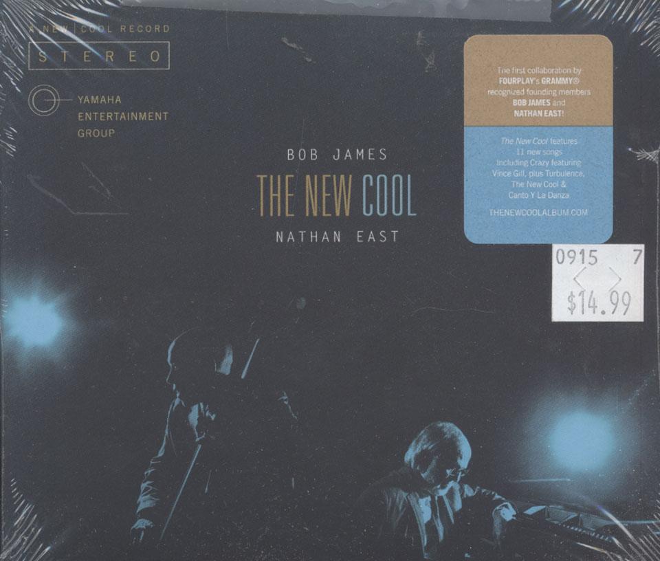 Bob James / Nathan East CD