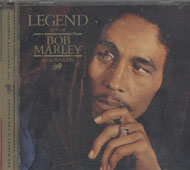 Bob Marley & The Wailers Legend CD