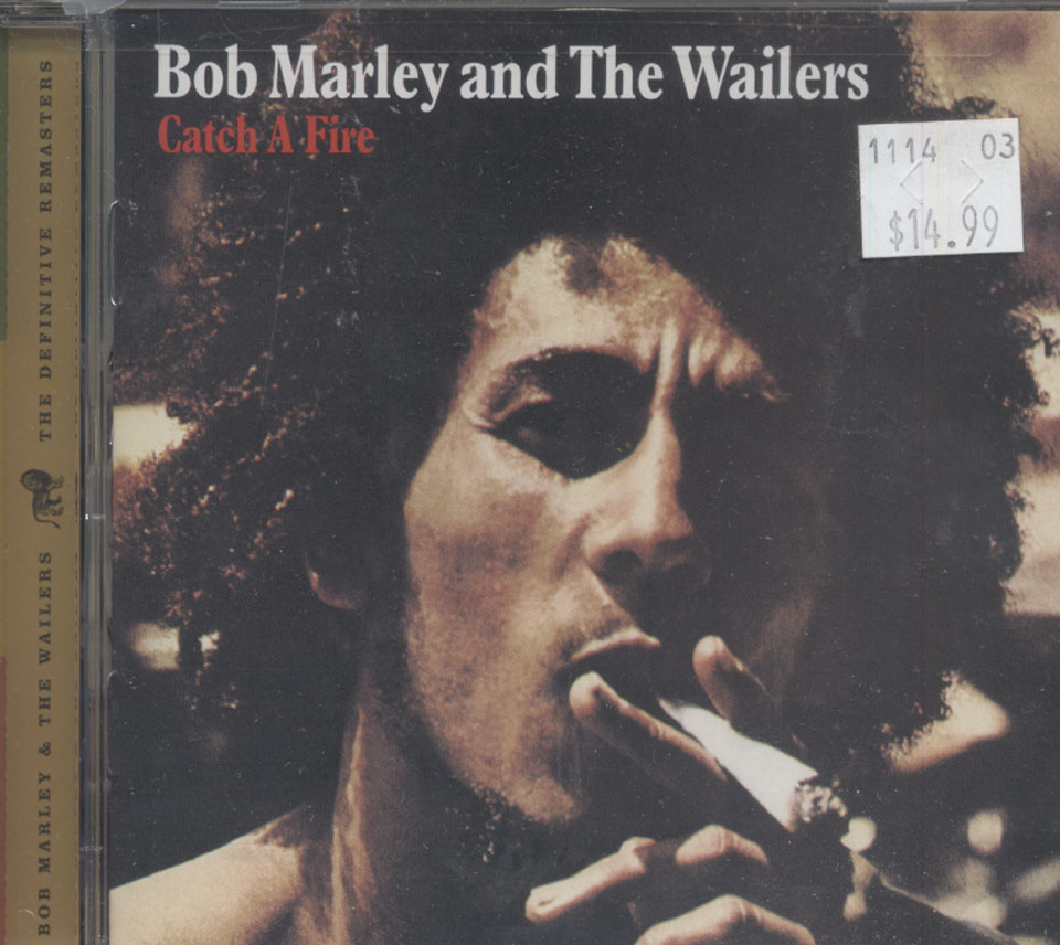 Bob Marley and the Wailers CD