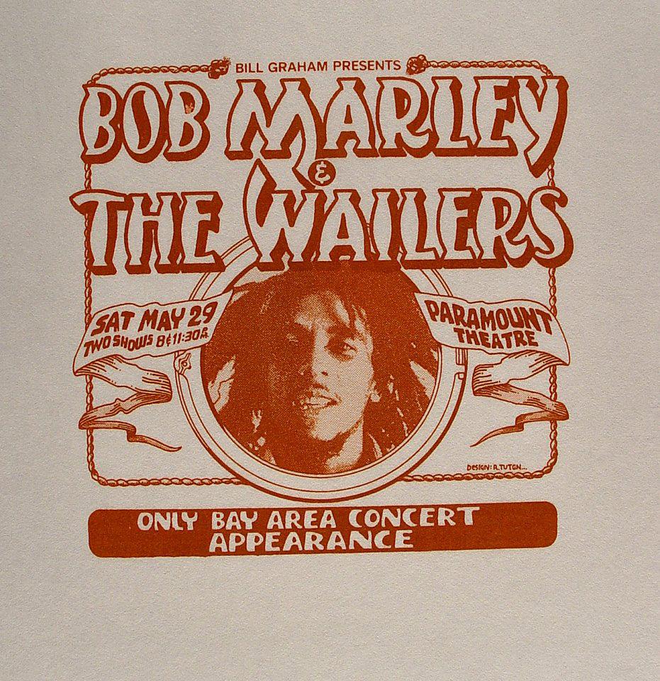 Bob Marley and the Wailers Pelon