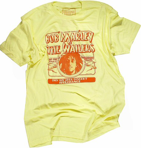 Bob Marley and the Wailers Women's T-Shirt