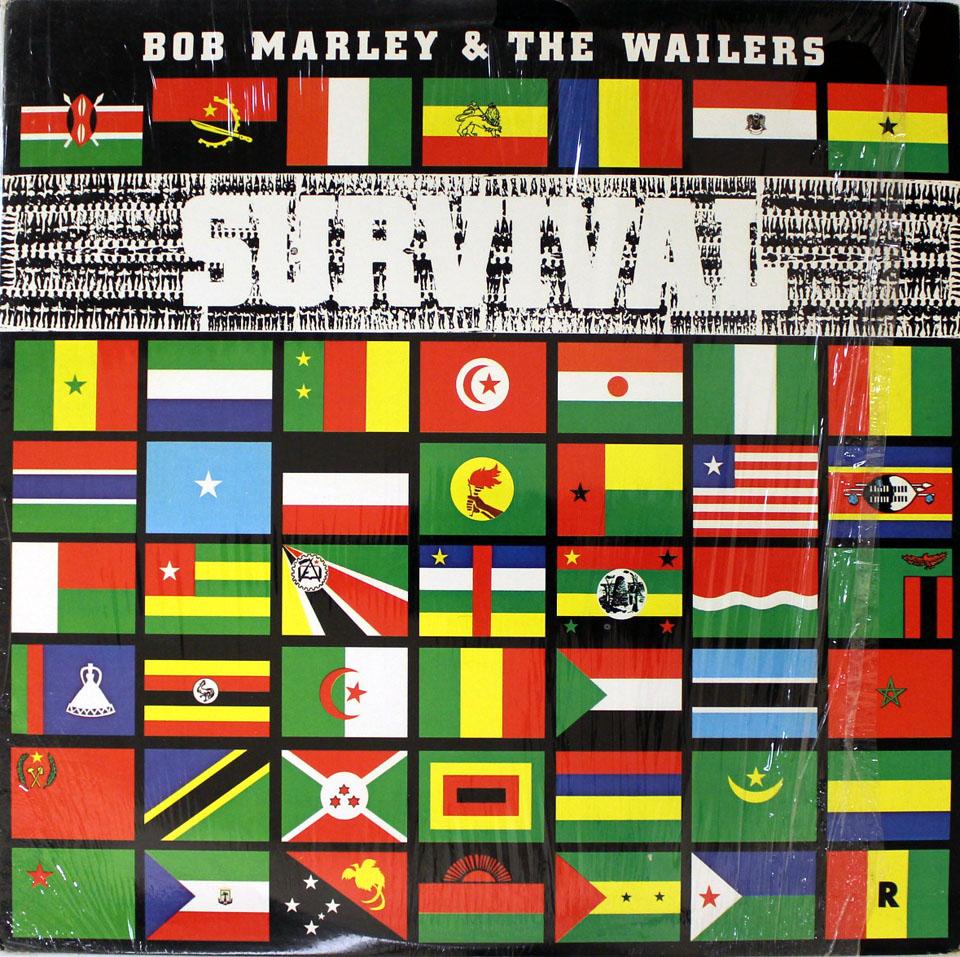 "Bob Marley Vinyl 12"" (Used)"