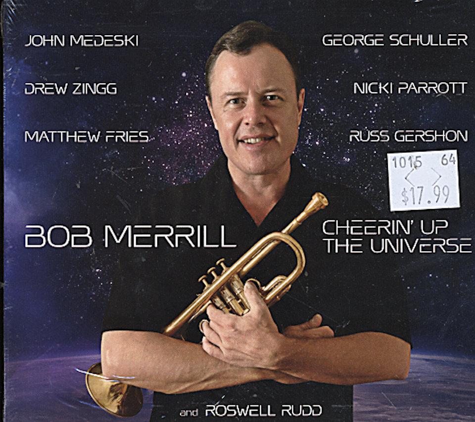Bob Merrill CD
