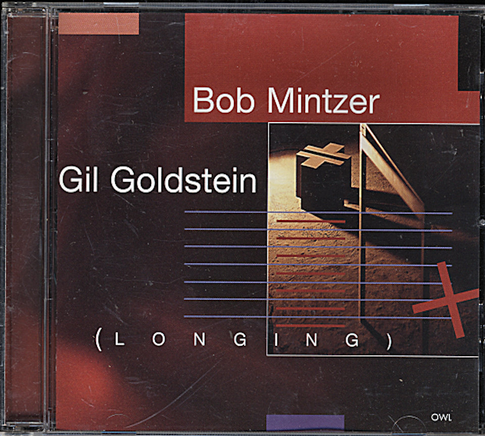 Bob Mintzer / Gil Goldstein CD