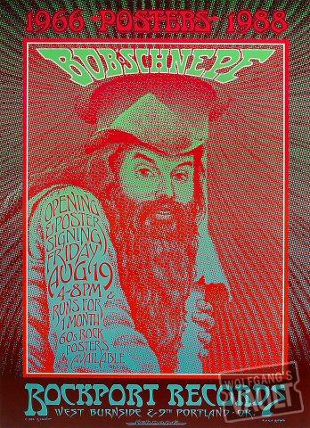 Bob Schnepf Poster