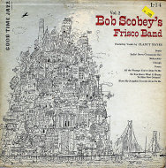"Bob Scobey's Frisco Band Vinyl 10"" (Used)"