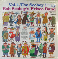 "Bob Scobey's Frisco Band Vinyl 12"" (New)"