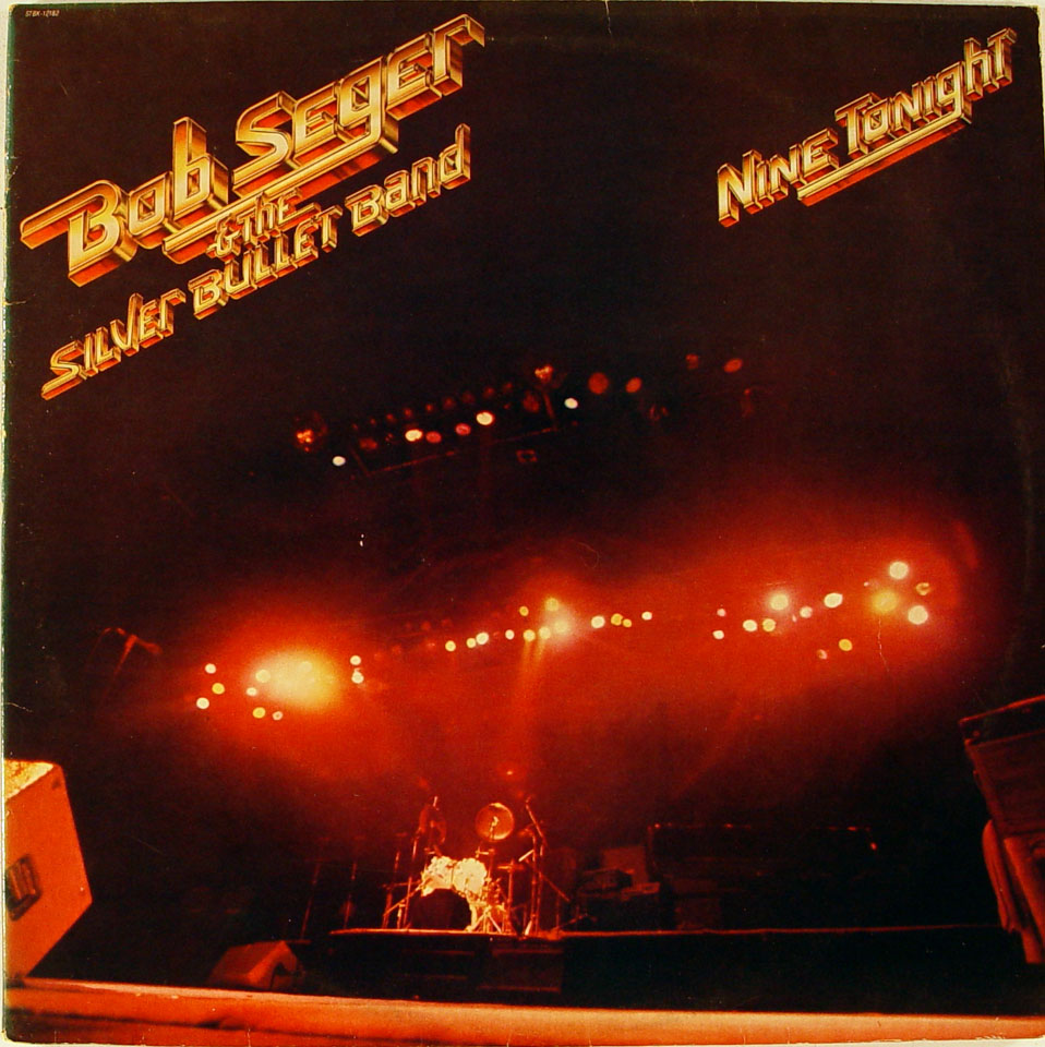 "Bob Seger and The Silver Bullet Band Vinyl 12"" (Used)"